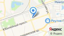 Проект-Сервис Групп на карте