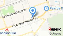 Dooru.ru на карте