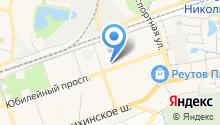 Сервисный центр по ремонту планшетов на карте
