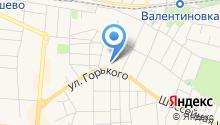 Интерьер+ на карте