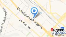 ПроЭксперт на карте