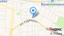 Магазин штор и светотехники на карте