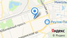 DekorShtor на карте