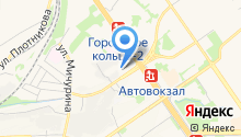Магазин спортивных товаров на карте