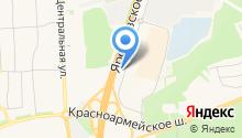 Городская мойка на карте