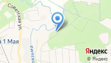 Королёвский дом-интернат для ветеранов на карте