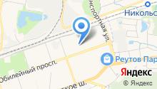 7 Берёз - Мебельный салон на карте