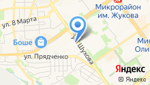 МАТРЁSHКА на карте