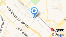 Dialog на карте