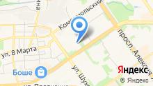 NevskyTeam на карте