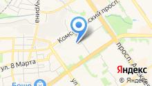 Smartpay на карте