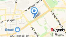 Инспекция Федеральной налоговой службы России №4 по Белгородской области на карте