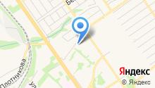 Интер-дизайн на карте