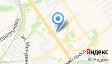 Воронежский пивзавод на карте