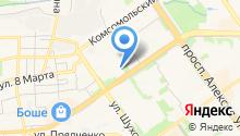 МИСиС на карте
