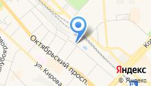 Дом отделочных материалов СВ на карте