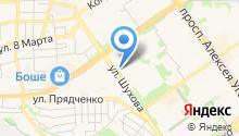 VIP-клиник на карте
