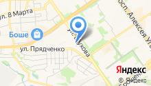 LINK-UP-ISP на карте