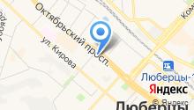 Страховой супермаркет на карте