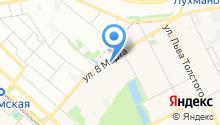 Мебель Профи на карте