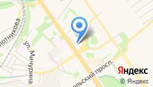 КЛЮЧ на карте