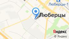 Люберецкий городской суд на карте