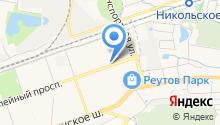РК-РАЙЗ на карте