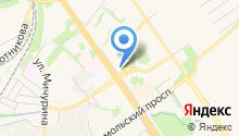 Главразбор на карте