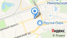 Адвокатский кабинет Силаева А.В. на карте