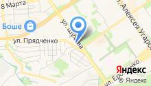 Адвокатский кабинет Грибанова А.С. на карте