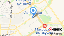 Ленстар на карте