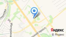 Косметик КРОФТ на карте