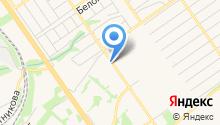 Магазин газового оборудования и материалов на карте