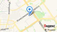 ЖелДорЭкспедиция на карте