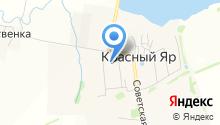 Красноярский центр образования на карте