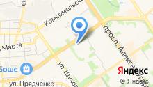 Адвокатский кабинет Жеребчиковой О.В. на карте