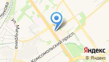 ОсколХлеб-Плюс на карте