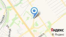 Корнеев С.Ф. на карте