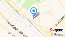 Мастерская бытовых услуг на Красногорской на карте