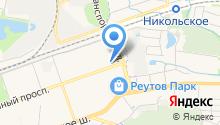 Новокосино-2 на карте