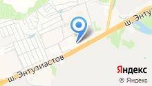 Автогермес на карте