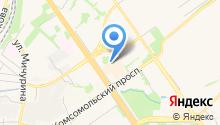 Золотая пенка на карте