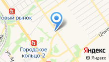 DOM на карте