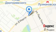 Гринмаркет на карте