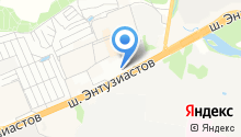 Ауди Центр на карте