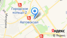 Cons на карте