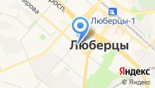 Адвокатский кабинет Кульчицкого М.В. на карте