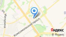 Sport на карте