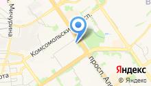 PISTOLET на карте