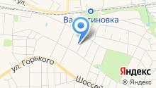 Конный двор Иконостасова на карте
